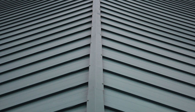 Is metal roofing the most suitable roofing material for for Most expensive roof material