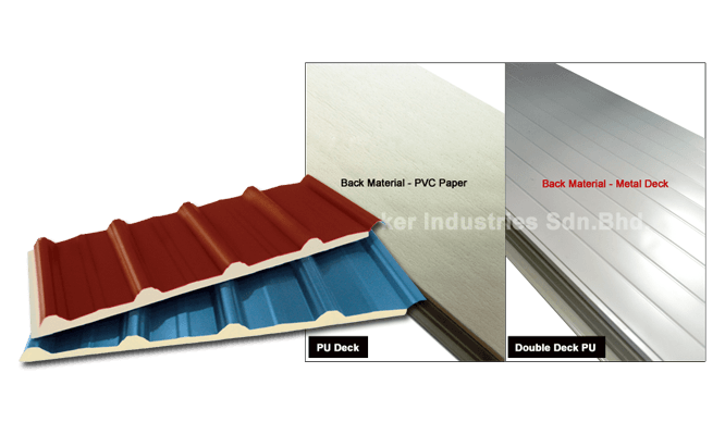 Metal Roofing Metal Deck Malaysia