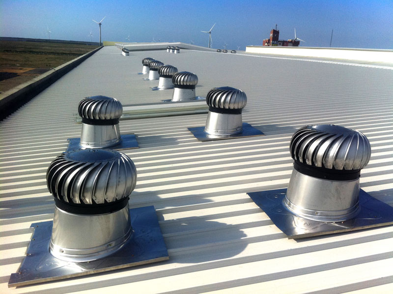 Rooftop Wind Turbines Ventilator : Roof turbine ventilator ventilation fan malaysia