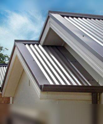 水槽 收邊 Metal Roofing Malaysia Metal Deck Roofing