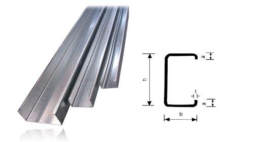 YK C Purlin - Metal Roofing Malaysia | Metal Deck Roofing | Turbine