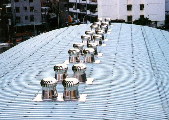 Roof Turbine Ventilator Roof Ventilation Fan Malaysia