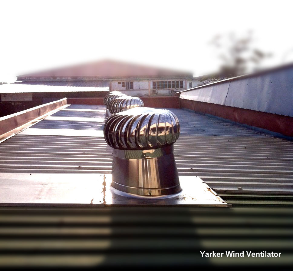 Roof Turbine Ventilator Roof Ventilation Fan Malaysia